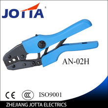AN-02H crimping tool plier 2 multi tools hands AN Ratchet Terminal Crimping Plier (European Style)