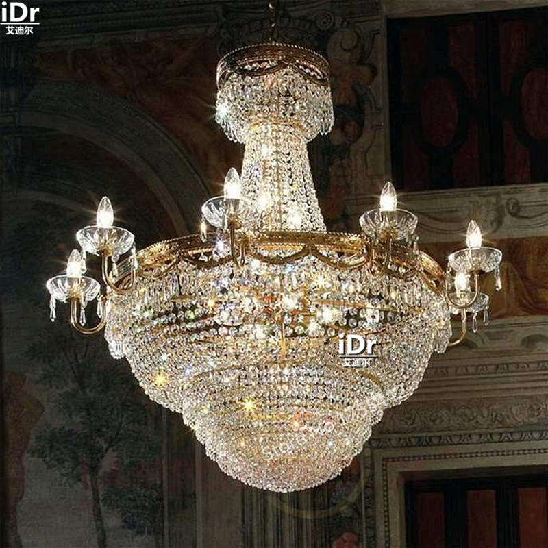gold Chandeliers luxurious luxury metal lamp hall corridor lamp - Indoor Lighting