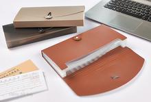 Elastic Bill Bag Business Office Plastic Bill Fold Expanding Pocket Folders as Bill Holder localism bill vol 12