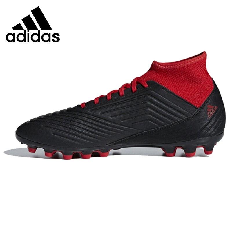 Оригинальный Новое поступление 2018 Adidas PREDATOR 18,3 AG для мужчин's обувь для футбола спортивная обувь