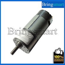 Bringsmart GB37-550-1 Mini Reverse Motor 12V DC High Torque Electronic Motor Reductor 12v Gear Motor