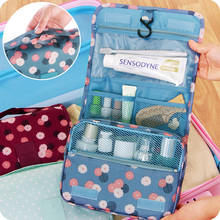 Travel Foldable Waterproof Thickened Wash Bag Cosmetic Bag And Large Capacity Portable Travel Bag Journey Easier Storage Bag portable large capacity folding storage travel waterproof wash bag