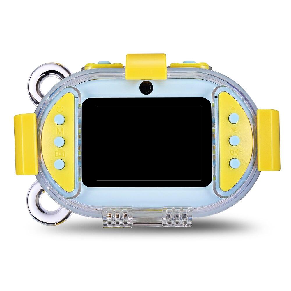 Offres spéciales caméra numérique Full HD pour enfants avec coque étanche fonction de prise de vue chronométrée 20 cadres Photo - 2