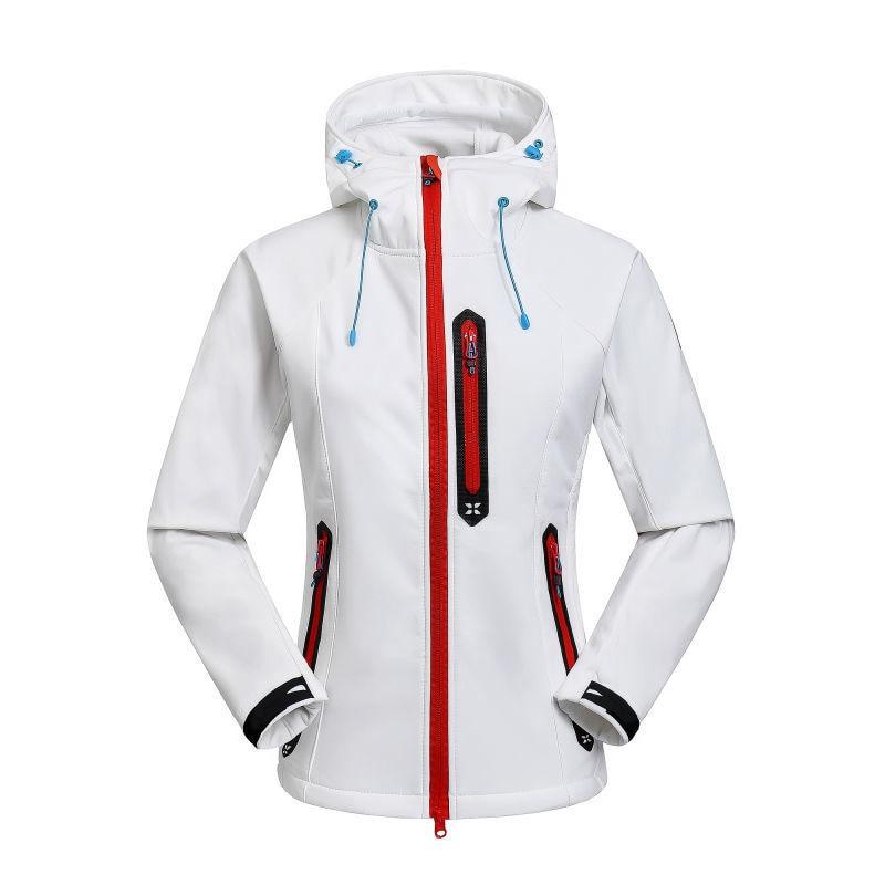 2019 Winter Ski Suit Women's Outdoor Snowboard Jacket Waterproof Skiing Coat Softshell Jacket Terno Esqui Warm Windproof