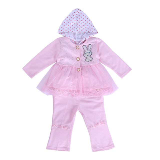 Baby Girl Clothing Set