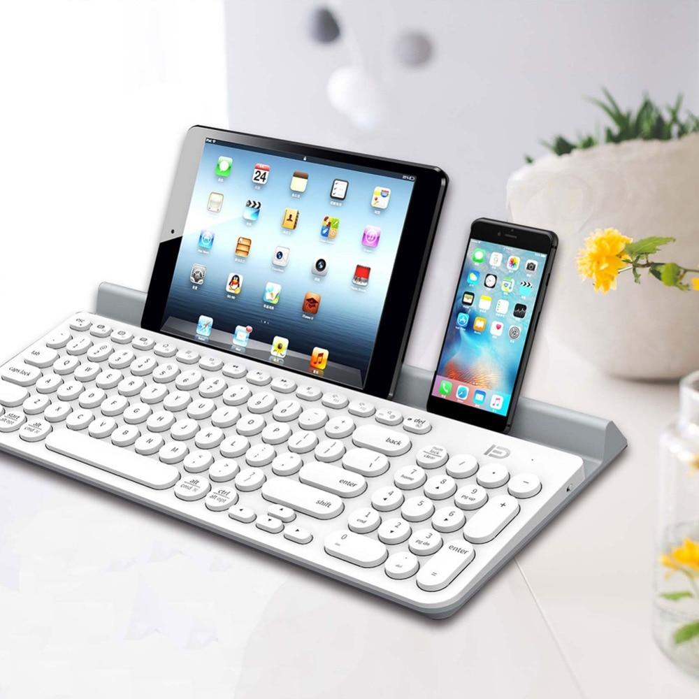 Fashion bluetooth Keyboard for 10.5 inch ipad pro tablet pc for ipad pro 10.5 keyboard mini wireless keyboard for apple iphone ipad android bluetooth keyboard klavye pc tablet laptop keyboard for ipad air2 pro 10 5