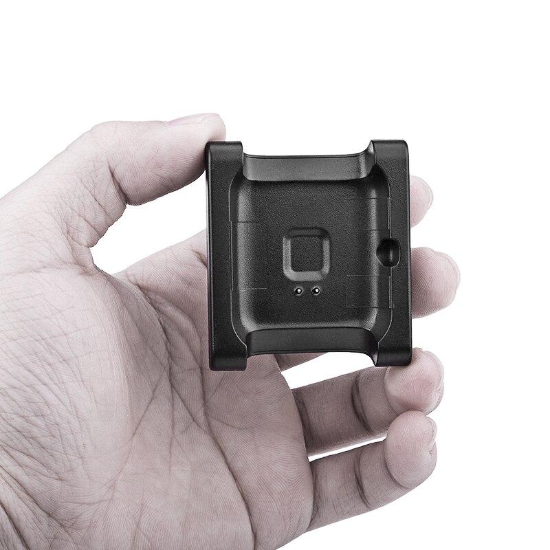 USB estación Dock cargador para Amazfit BIP poco ritmo Lite jóvenes línea de datos Usb cargador por separado portátil reloj inteligente Accesorios