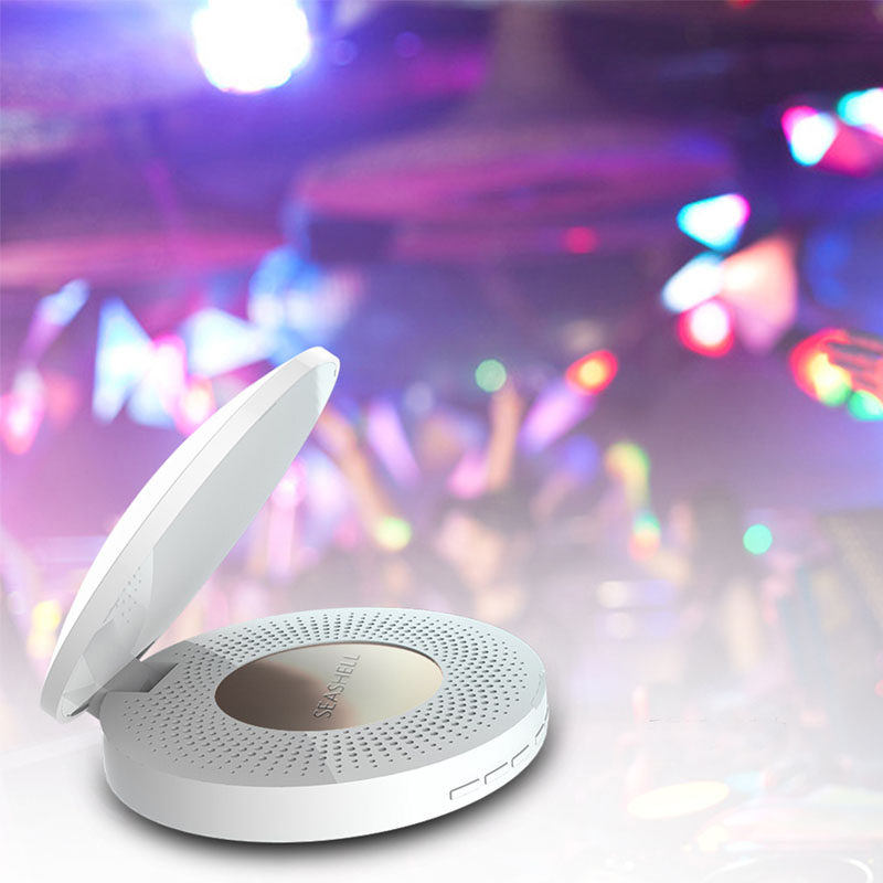 ФОТО Creative Mobile LED Music Table Lamp Wall Lamp Bluetooth Speaker Smart Music Bedside Light DIY Paste