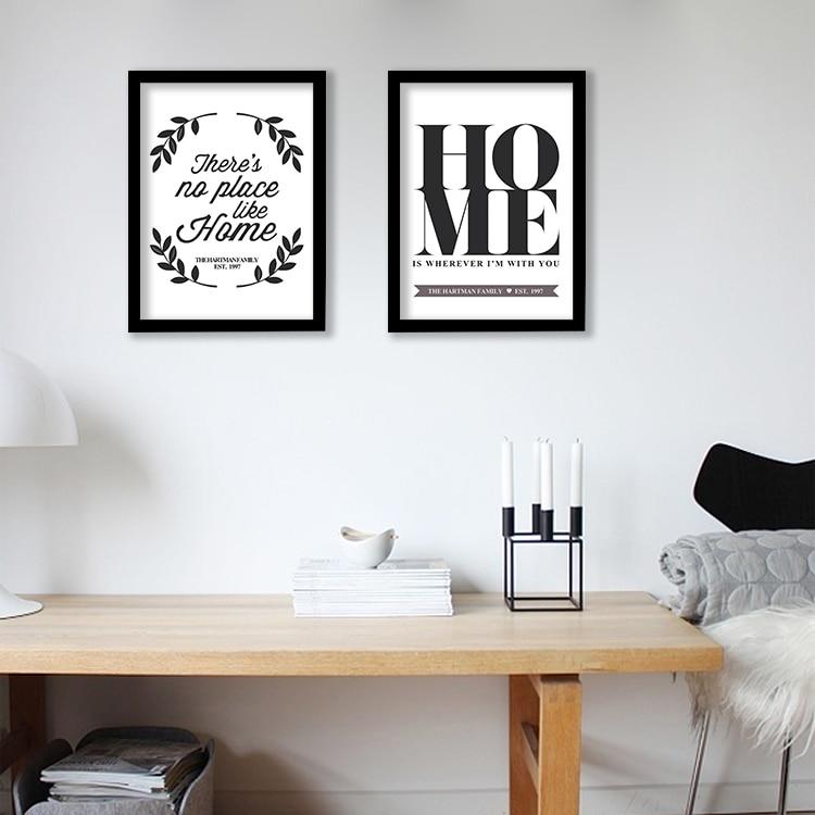 ⑥Nuevos Cuadros decorativos cartel Arte para niños habitación Bebé ...