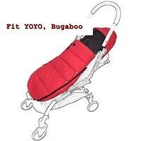New Baby sleep bag For Newborns Winter Thick Warm double zipper Sleep Sacks For Stroller Sleeping bag Stroller Accessories