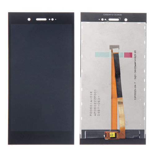 ФОТО New LCD Display Touch Screen with Digitizer Assembly Replacements for Blackberry Z3 free shipping low cost