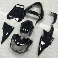 2003 2006 Fairing Kits for Kawasaki Z1000 Z750 Plastic Fairings Z 1000 750 Black Motorcycle Fairing