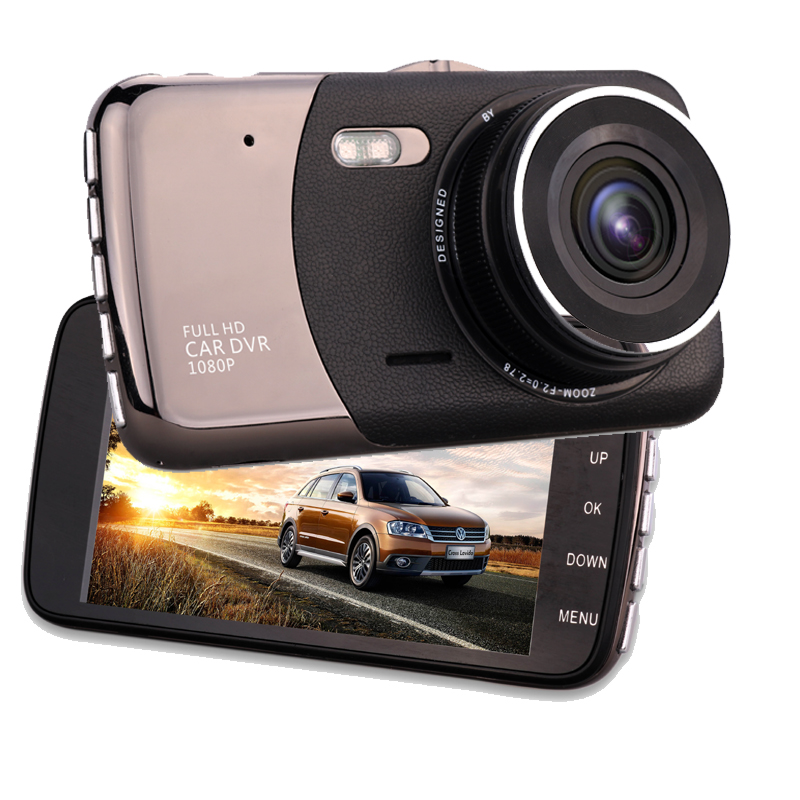 ФОТО Best dual lens dvr camera Full HD Car dvr 1080P Camera recorder Vehicle Traveling Date Recorder Night Vision Tachograph