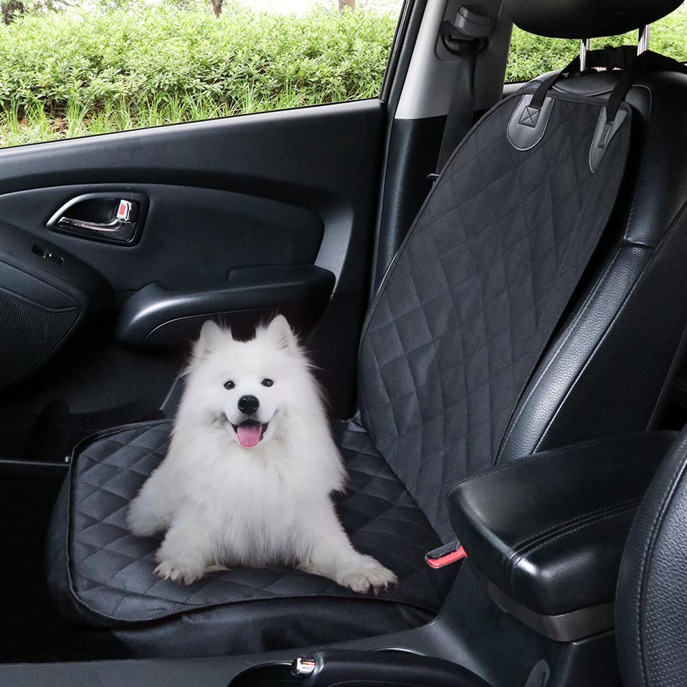 TIROL Front-Seat-Cover Oxford-Cloth Universal Car Pet T24639 600D Non-Slip-Design Water-Resistant
