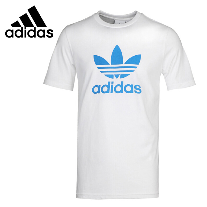 Original New Arrival 2018 Adidas Originals GRAPHICS SHORTS Men's T-shirts short sleeve Sportswear