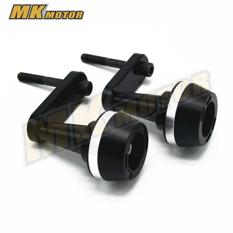 Frame Slider Motorcycle Frame Crash Pads Engine Case Sliders Protector For Kawasaki ER-6N ER6N ER 6N 2009-2011