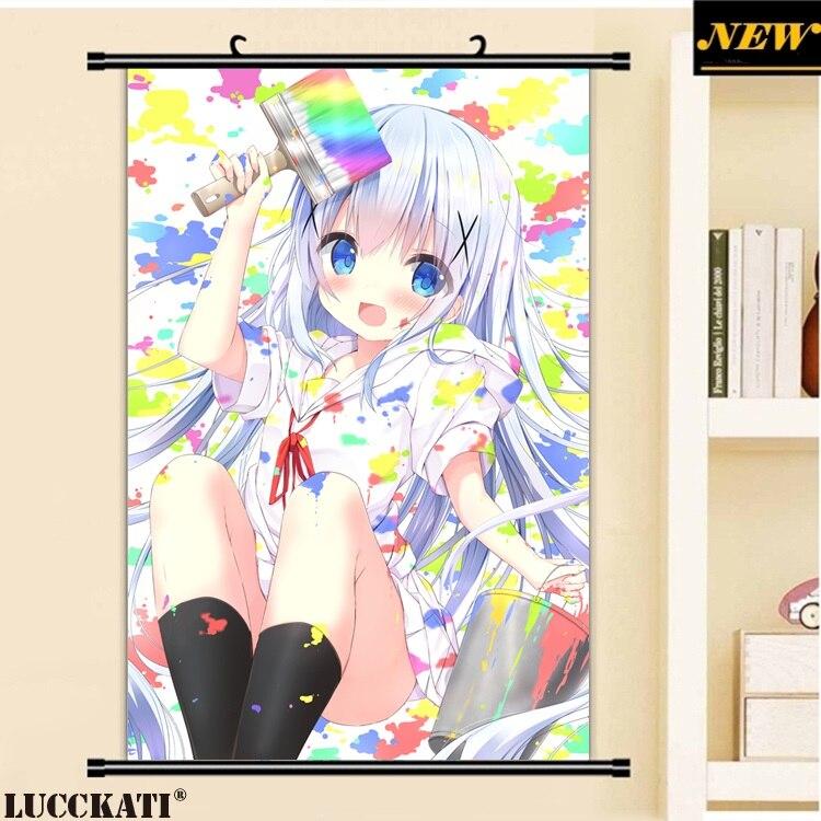 98cbad4882d0 ④ Buy gochuumon wa usagi desu ka poster and get free shipping ...