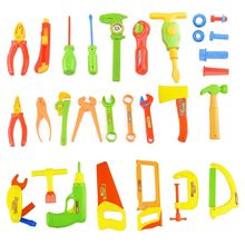 HOT SALE Kids Tools Toy Set ABS Repair Tools Toy Preschool Educational Toys