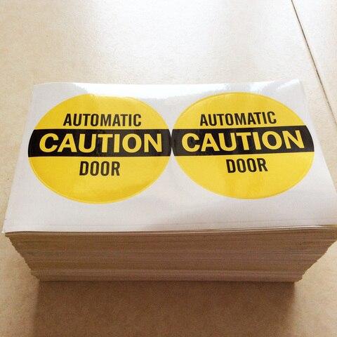 600 pcs lote 102mm cuidado automatico porta