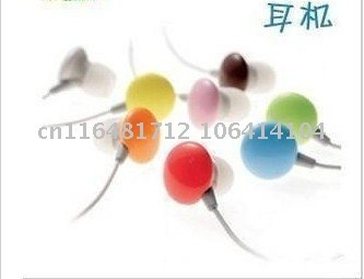 Free shipping earphone.In-ear Earphone.Headphone Headset.Fashion style earphone. Apple iPod/iPhone/iPad, mp4 MP3