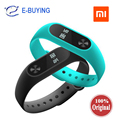 In Stock!!! New Original Xiaomi Mi Band 2 Miband Wristband Bracelet with Smart Heart Rate Fitness Touchpad OLED Screen 2017!!!