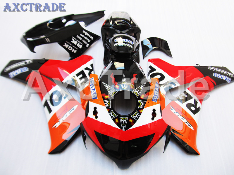 Motorcycle Fairings For Honda CBR1000RR CBR1000 CBR 1000 RR 2008 2009 2010 2011 ABS Plastic Injection Fairing Bodywork Kit MF004