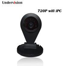 1.0MP беспроводная IP cctv камера, WPS, ПРИЛОЖЕНИЕ, поддержка карты ПАМЯТИ, P2P один ключ к интернет, поддержка сканирования QRcode