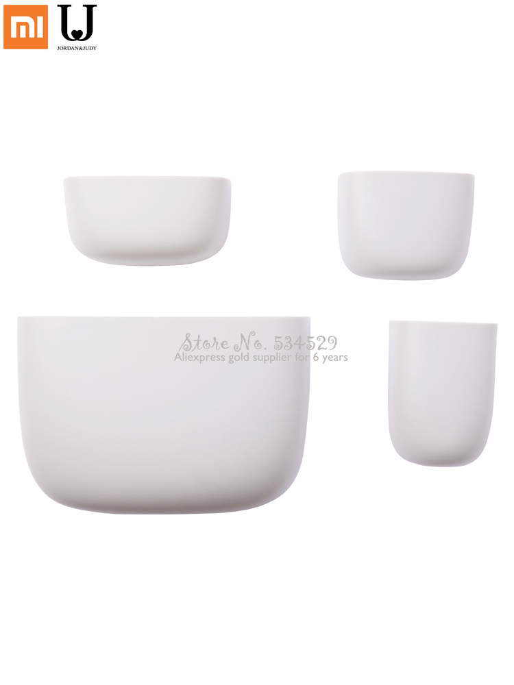 Xiaomi boîte de prise murale pour toilette cuisine salle de bains étagère cosmétiques Durable épaissi hanches matériel
