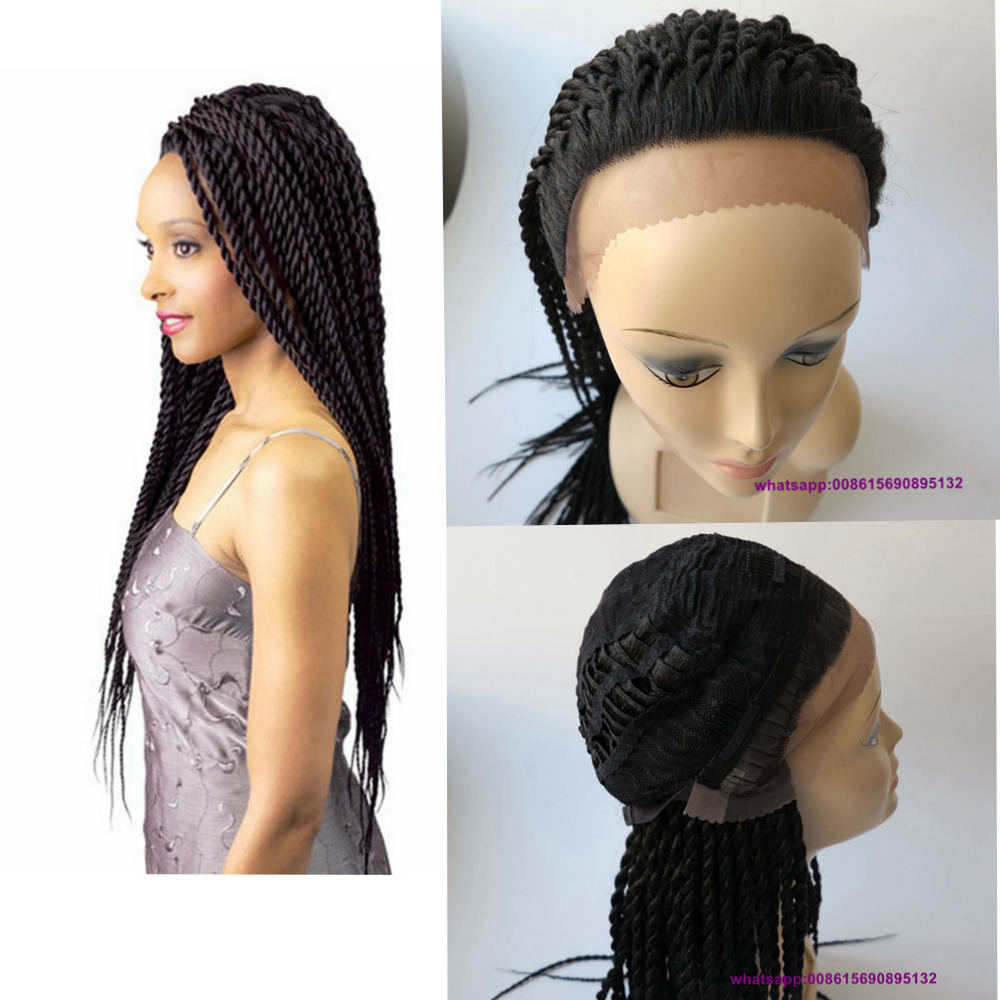 Cool Micro Braid Lace Wig Promotion Shop For Promotional Micro Braid Hairstyles For Women Draintrainus