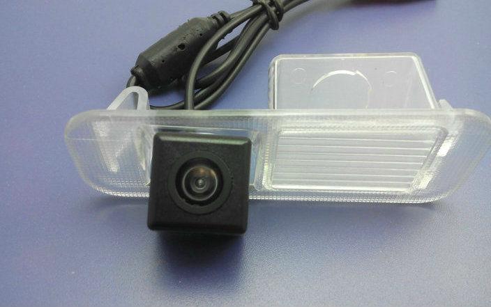 Free shipping 2011 Kia K2 three car reversing CCD camera
