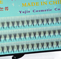 Fake false mink D eyelash extensions 6Roots 0.07C Curl lashes 8-13mm wholesale  6D-5 3D 005