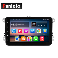 S8 Panlelo 8 Inch For Volkswagen Android Car Stereo 2 Din Multimedia Player Music Video 1080P GPS Navigation Auto Radio AM/FM