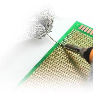 Image 5 - Meccanico nucleo di rame filo per saldatura 55g Sn63 % Pb37 % 0.2/0.3/0.4/0.5/0.6/0.8mm filo di stagno per saldatura a basso punto di fusione strumenti di saldatura BGA