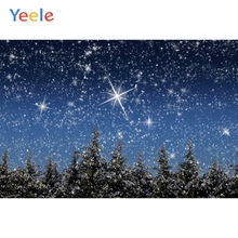 Yeele Christmas Family Party Pine Customized Glitter Photography Backdrop Personalized Photographic Backgrounds For Photo Studio