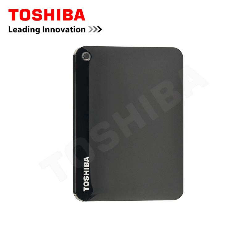 Toshiba Canvio Connect II 2.5 External Hard Drive 500G/1TB/2TB USB 3.0 HDD Hard Disk Desktop Laptop Storage Devices HD Disk