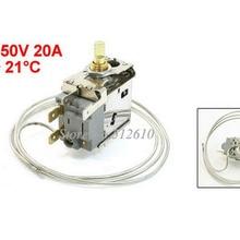 AC 250 V 20A-15 to 21 Цельсия 4 контакта морозильник холодильник термостат для Haier