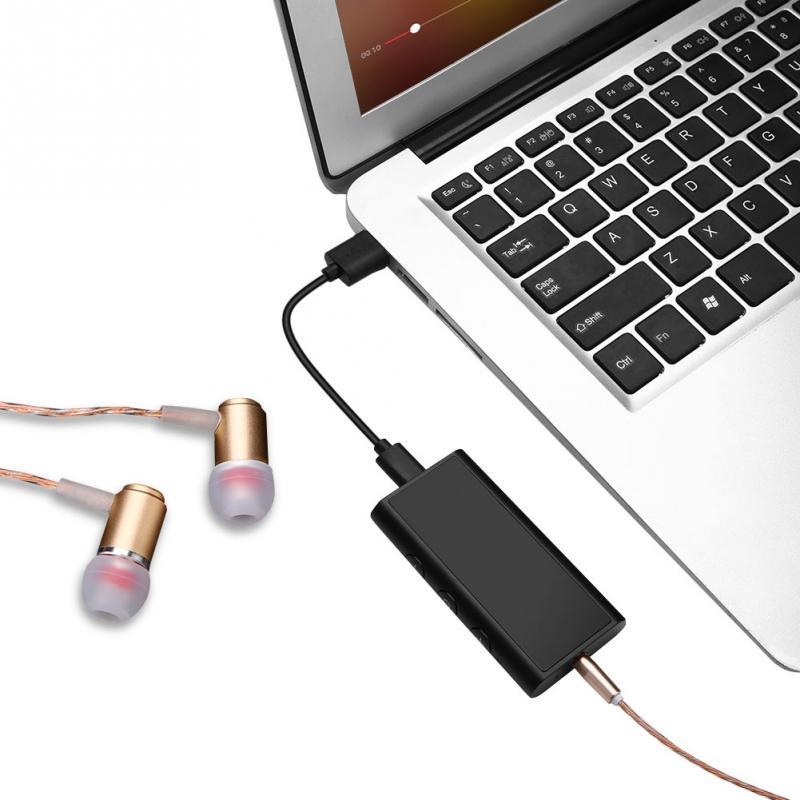 Nouveau Portable Bluetooth 5.0 Casque Amplificateur HiFi Audio CSR8675 24bit AMP Multiples codé formats Lossless Audio Transmission