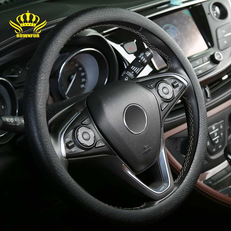 Fashional Decoration New Soft Silicone Steering Wheel Cover Shell Skidproof Odorless Eco-Friendly Protector for Car