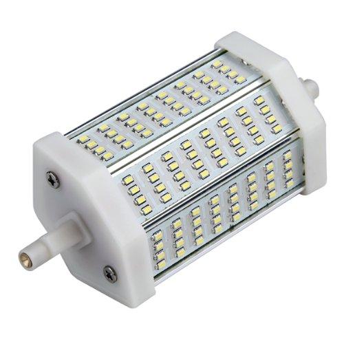 R7s 118mm 96 3014 SMD LED lamp 11W White Light Bulb Lamp AC 90-265V floodlight