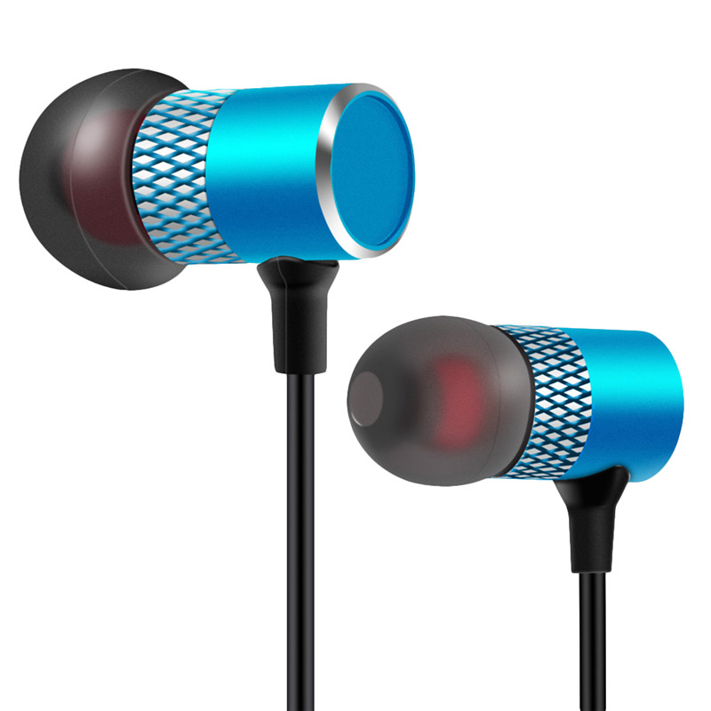 High Quality Super Bass Earphone Metal Earbuds Stereo 4 Colors In Ear Earphone for mobile phone iPhone Earpods Mi Airpods glaupsus gj01 in ear 3 5mm super bass microphone earphones earplug stereo metal hifi in ear earbuds for iphone mobile phone