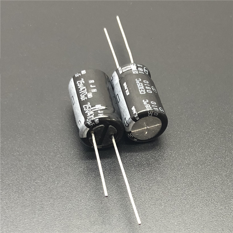 100pcs 25V 47uF 25V Japan ELNA RA2 5x11mm Audio Capacitor