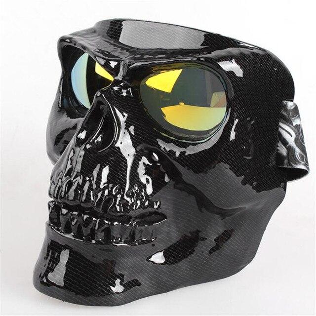 Хэллоуин маска черепа в ассортименте 3