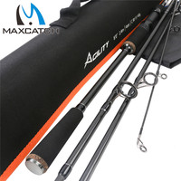Maximumcatch Agility Spinning Rod 8' Casting Weight 15 40g 4Sec Fast Action Fishing Rod