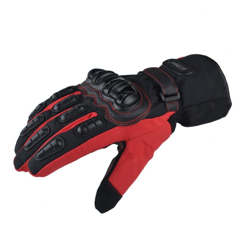 Madbike guantes de moto más nuevos a prueba de agua moto guantes - Accesorios y repuestos para motocicletas - foto 5