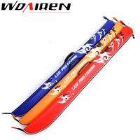 WDAIREN 127cm Fishing Bags Portable Folding Fishing Rod Carrier EVA Fishing Pole Tools Storage Bag Case