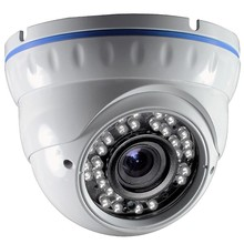 AHD 1080P 2.0MP Vandalproof 36 LED IR Dome CCTV Camera with 2.8-12mm Varifocal Lens Economic Surveillance Product