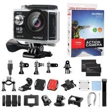 Akaso EK5000 WI-FI Открытый Действие Камера Видео Спорт Камера Wi-Fi Ultra HD Водонепроницаемый видеокамера 12MP 170 градусов Широкий формат