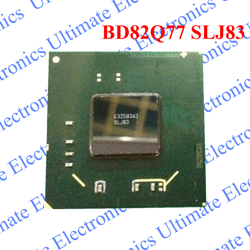 ELECYINGFO New BD82Q77 SLJ83 BGA chipELECYINGFO New BD82Q77 SLJ83 BGA chip
