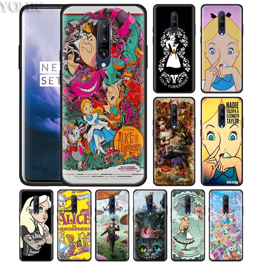 Alice Princess Alice in Wonderland Phone Case for font b Oneplus b font font b 7