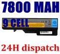 Laptop Battery For LENOVO IdeaPad G460 G465 G470 G475 G560 G565 G570 G575 G770 Z460 V360 V370 V470 L09M6Y02 L10M6F21 L09S6Y02